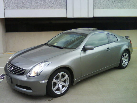 frankstarks 39 s 2006 infiniti g in virginia beach va. Black Bedroom Furniture Sets. Home Design Ideas