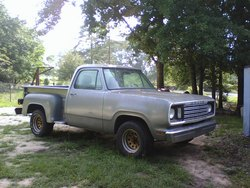 steveosgtc 1972 Dodge D150 Club Cab