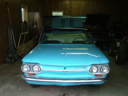 Corvaircon 1963 Chevrolet Corvair