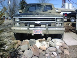 Walpy 1987 Chevrolet Silverado 2500 HD Regular Cab
