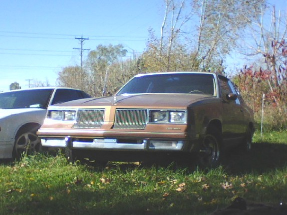 Another Walpy 1986 Oldsmobile Cutlass Supreme post... - 11291370