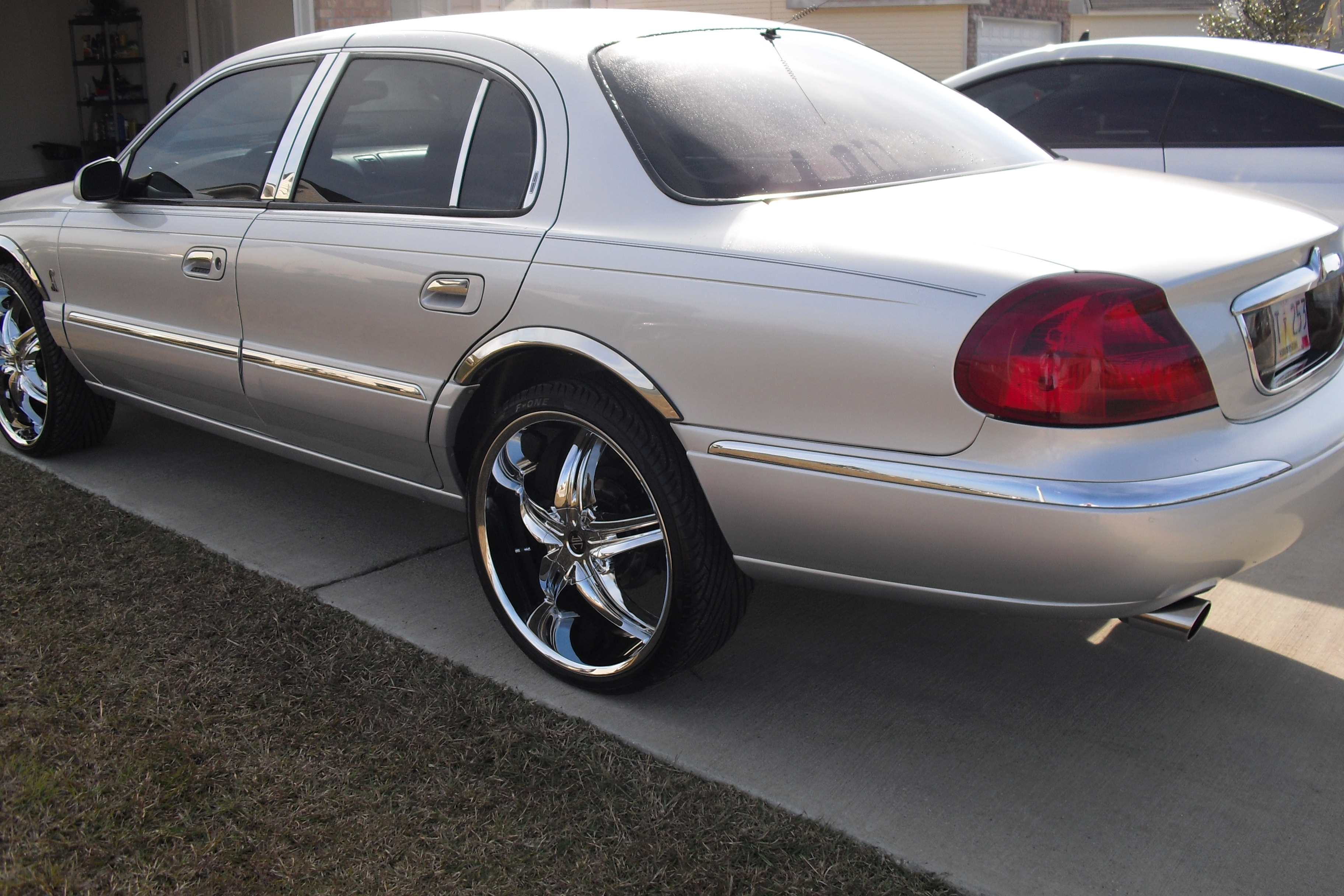 1stman 2000 Lincoln Continental Specs, Photos, Modification Info at