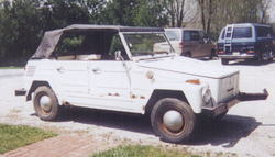 richsmith 1973 Volkswagen Thing