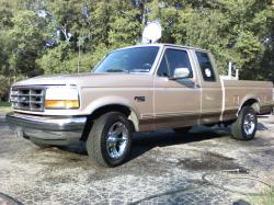 92F-150302s 1992 Ford F150 Regular Cab