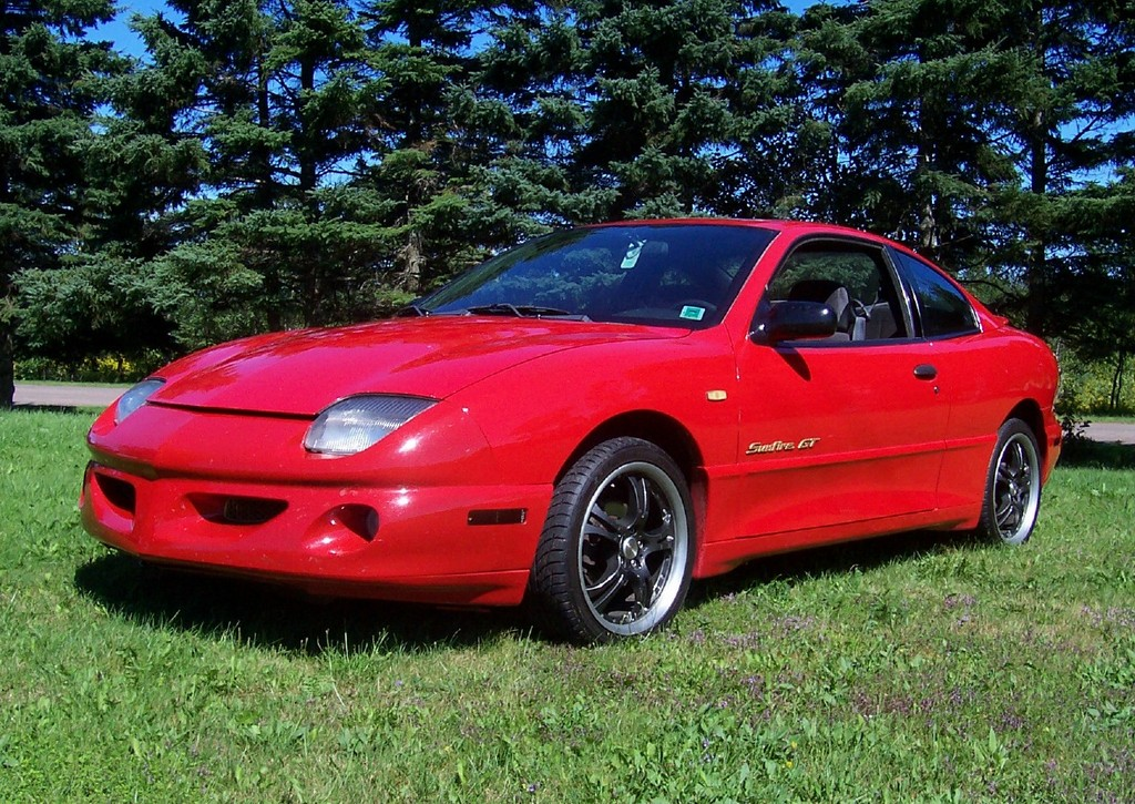 Jcurrieirocz 1997 Pontiac Sunfire Specs Photos