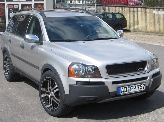 merrisauce 2006 volvo xc90 specs photos modification. Black Bedroom Furniture Sets. Home Design Ideas