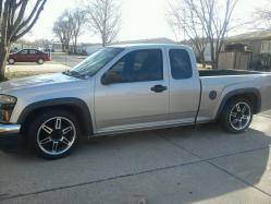 armyjimmys 2007 Chevrolet Colorado Regular Cab