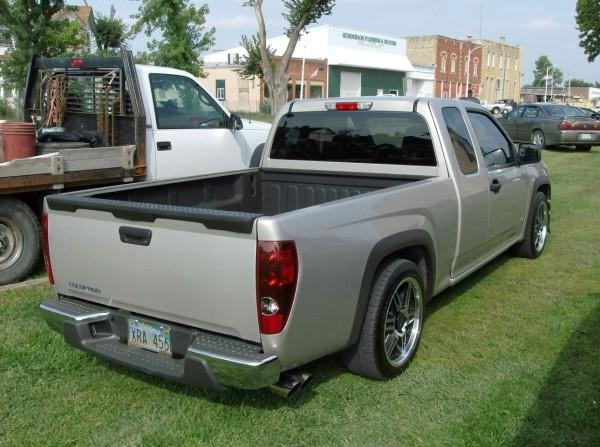 armyjimmy 2007 chevrolet colorado regular cab specs photos modification info at cardomain. Black Bedroom Furniture Sets. Home Design Ideas