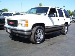 eaglegrad08s 1999 GMC Yukon
