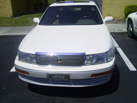 Another meatymeeks 1993 Lexus LS post... - 11294838