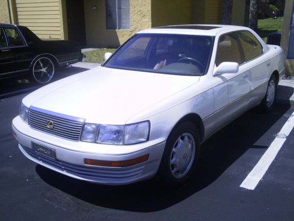 Another meatymeeks 1993 Lexus LS post... - 11294839