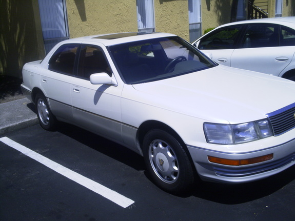 Another meatymeeks 1993 Lexus LS post... - 11294840