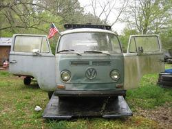 Valiant4Speed 1972 Volkswagen Westfalia