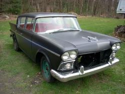 unperfect 1958 AMC Rambler