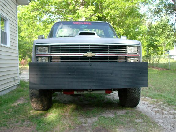 Another bigchevyrebel 1983 Chevrolet Silverado 1500 Regular Cab post... - 11294824