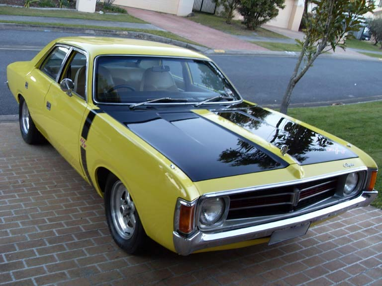 Another 929vip 1976 Chrysler Valiant post... - 11294961