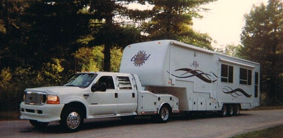 2001 Ford F-800