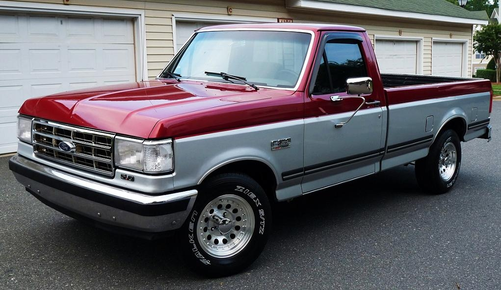 Ford F 150 Shelby >> hammerhead90's 1988 Ford F150 Regular Cab in Monroe, NC