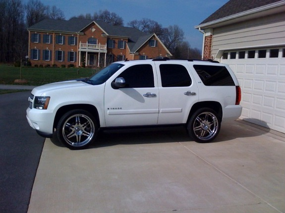 sportfan20 2007 Chevrolet Tahoe Specs, Photos ...