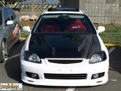 HC2000R 2000 Honda Civic