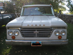 howiedoin 1963 Dodge D150 Club Cab