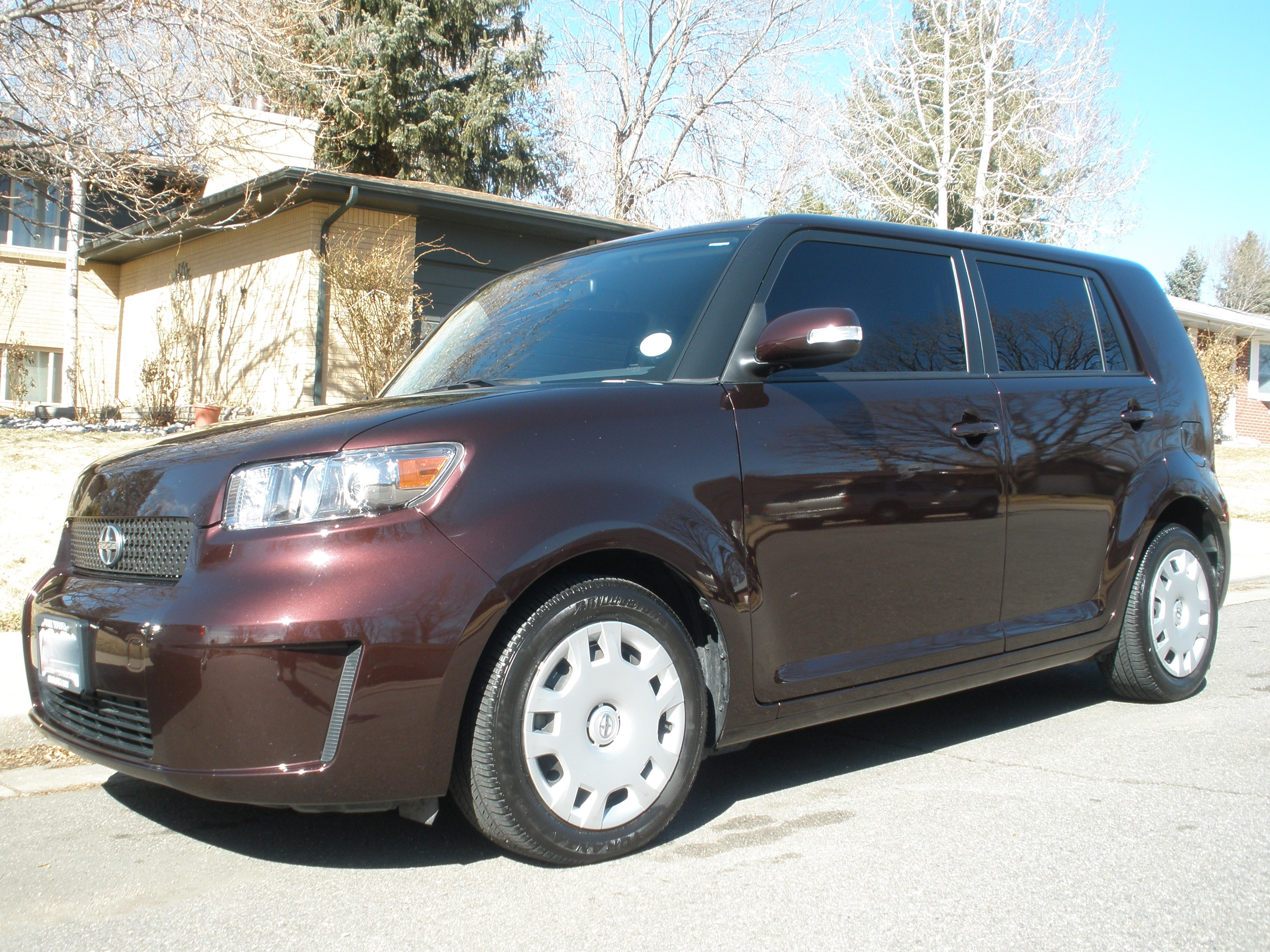 xbgarcia 08 2008 scion xb specs photos modification info at cardomain. Black Bedroom Furniture Sets. Home Design Ideas