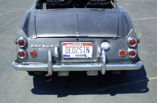 Another fryanbacon 1970 Datsun Roadster post... - 11300203
