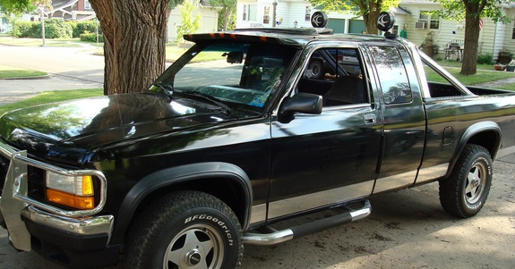 Large on 1991 Dodge Dakota