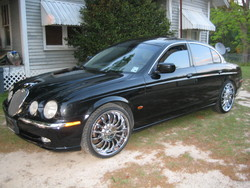 savagejags 2002 Jaguar S-Type
