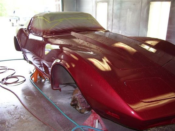 Another workofhart 1974 Chevrolet Corvette post... - 11300799