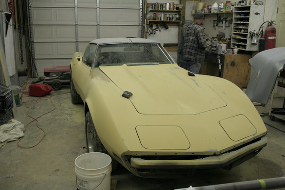 Another workofhart 1974 Chevrolet Corvette post... - 11300805
