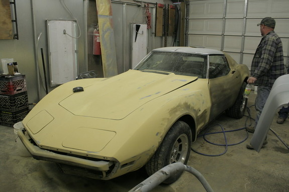 Another workofhart 1974 Chevrolet Corvette post... - 11300806