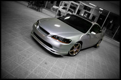 workofharts 2000 Honda Accord