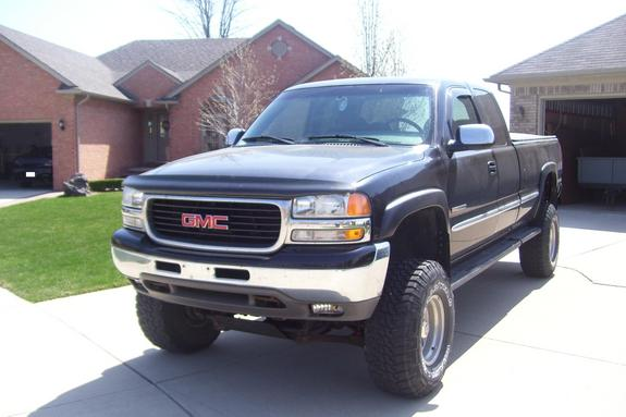 detwings1090 2000 gmc sierra 2500 hd extended cablong bed specs photos modification info at cardomain cardomain