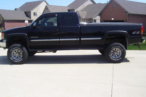 Detwings1090 2000 GMC Sierra 2500 HD Extended CabLong Bed ...