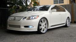 ursisterismines 2006 Lexus GS