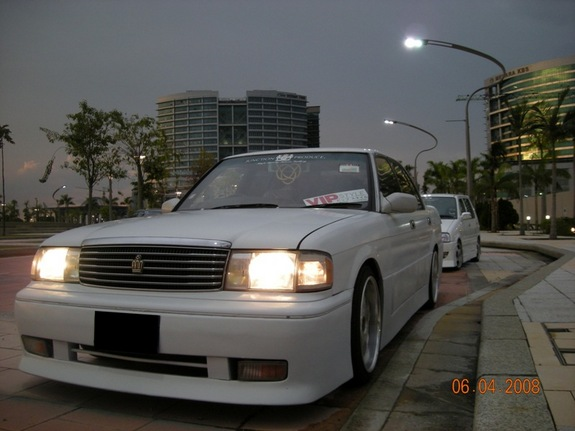 Toyota Crown (VIP)