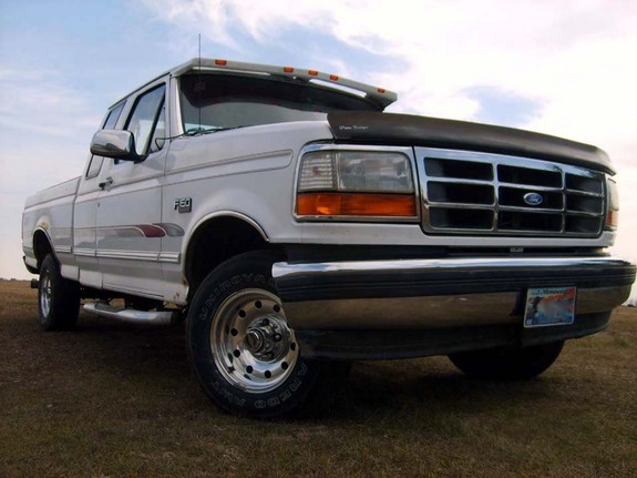dlford 1995 ford f150 regular cab specs photos modification info at cardomain. Black Bedroom Furniture Sets. Home Design Ideas
