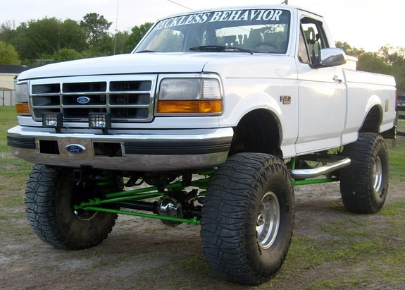 F-350-on-mts 1996 Ford F150 Regular Cab Specs, Photos ...