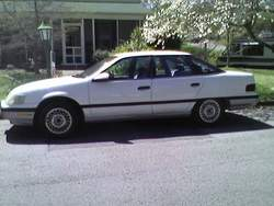 aucyrano 1990 Mercury Sable