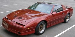 ThirdGenTNs 1989 Pontiac Trans Am