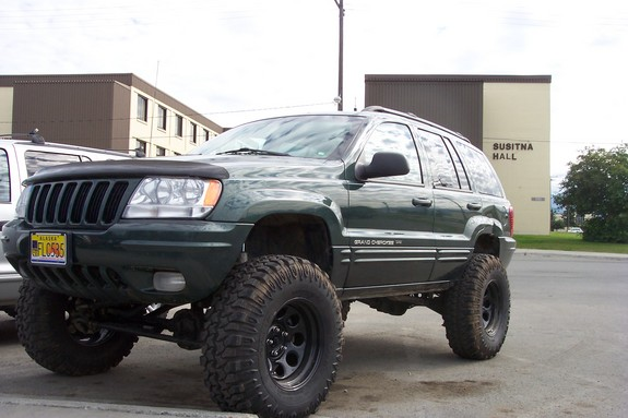 Silent Death420 2000 Jeep Grand Cherokee Specs Photos Modification