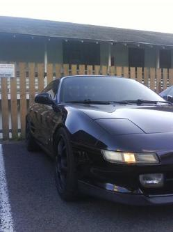 whitetanks 1991 Toyota MR2