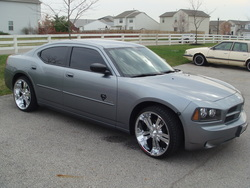 LaughinAtYour20s 2007 Dodge Charger