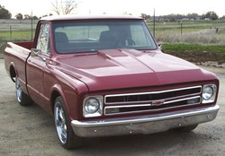 matts63novas 1967 Chevrolet C/K Pick-Up