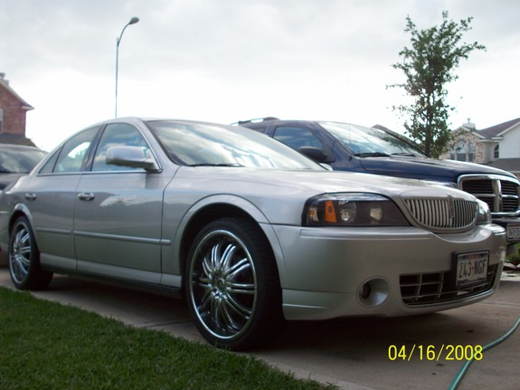 lincoln2004ls 2004 lincoln ls specs photos modification. Black Bedroom Furniture Sets. Home Design Ideas