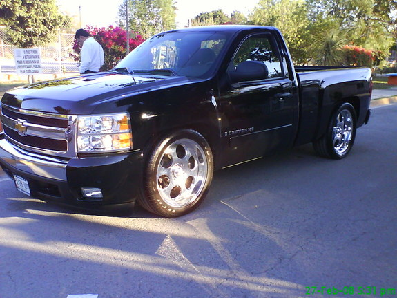 truckriko 2008 Chevrolet Cheyenne Specs, Photos ...
