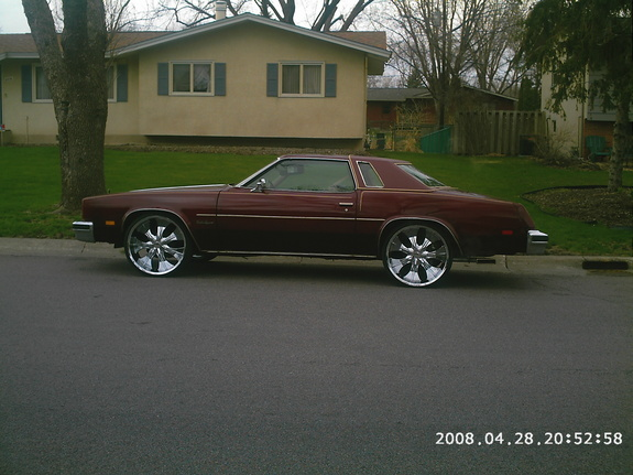 Another 76CUTTYBOY 1976 Oldsmobile Cutlass Supreme post... - 11311510
