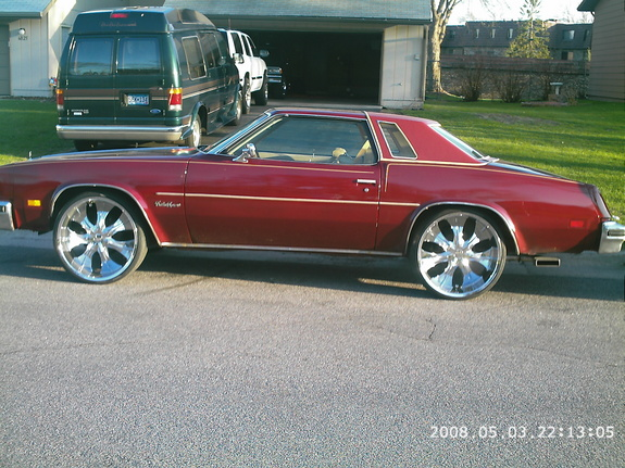 Another 76CUTTYBOY 1976 Oldsmobile Cutlass Supreme post... - 11311511