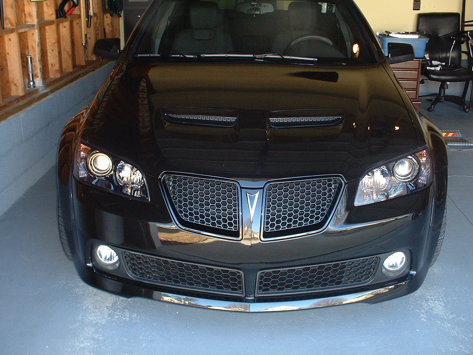 Meltc 2008 Pontiac G8 Specs Photos Modification Info At